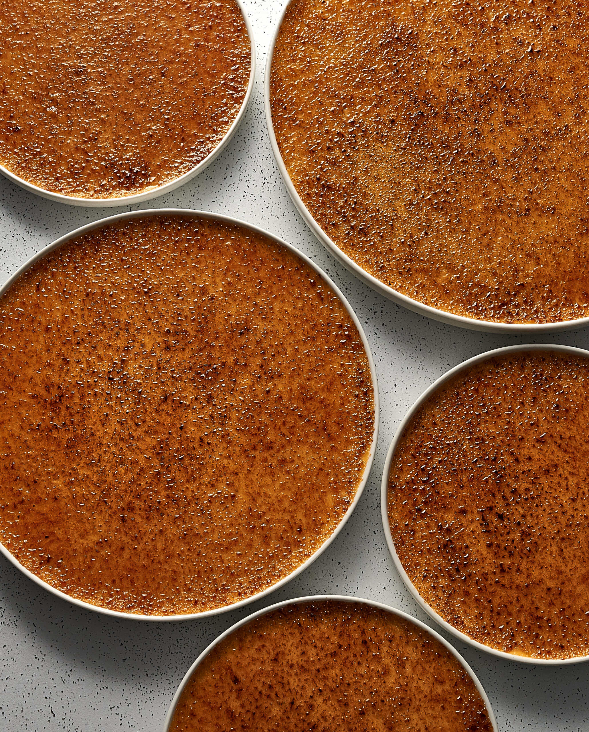 Recette crème brûlée Norohy vanille