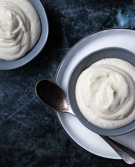 recette norohy vanille madagascar creme dessert